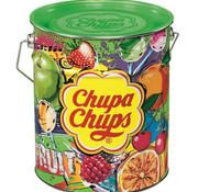 Chupa Chups Chupa Chups Fruit Lollies  (Bliktin) 150 Stuks