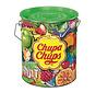 Chupa Chups Fruit Lollies  (Bliktin) 150 Stuks