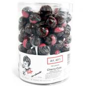 Kufa Gmbh &co.kg Cherry Cola Lolly Silo 100 Stuks