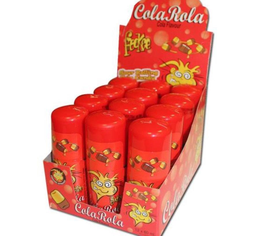 Cola Rola Licker -Doos 12 Stuks