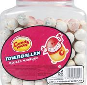 CandyMan Candyman Toverbal Klein Wit  Silo 300 Stuks