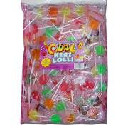 Cool Cool Hart Lolli Mix (Herz) Zak 200 Stuks