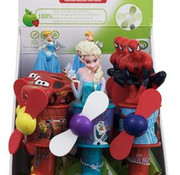 Bip Fruity Fun And Fruity Disney Mix Fruity Coolfan Doos 12 Stuks