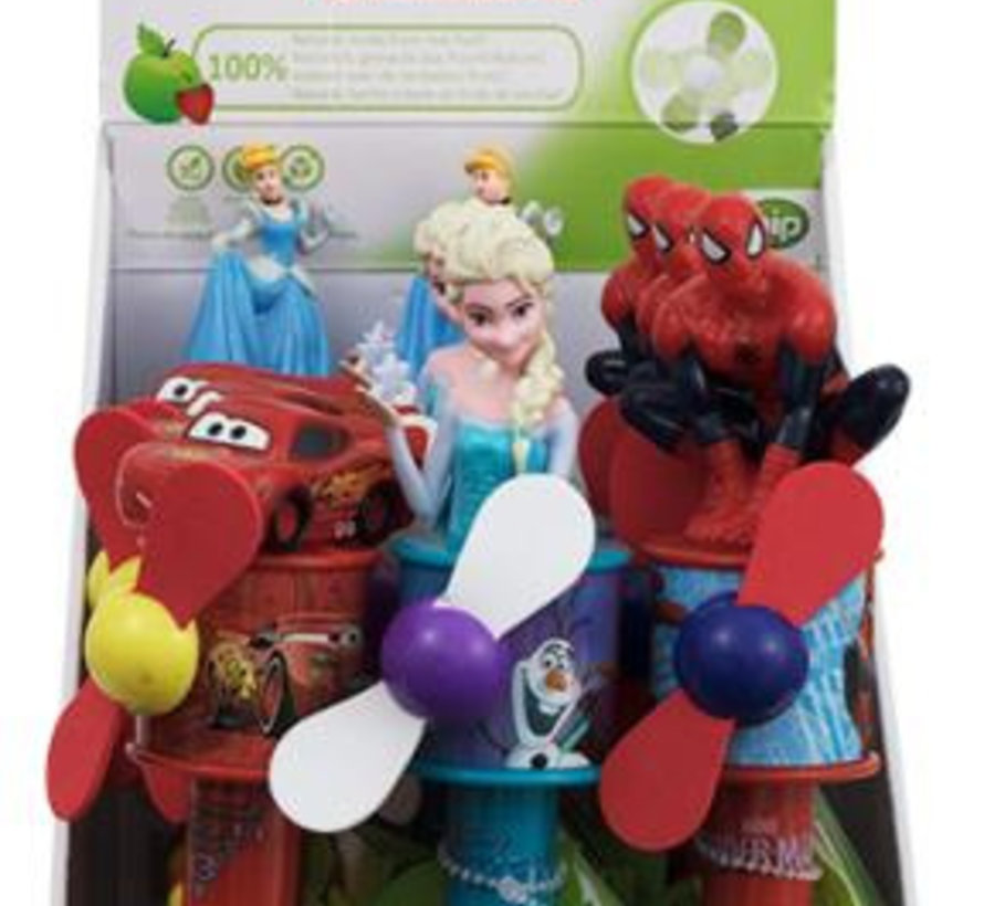 Fun And Fruity Disney Mix Fruity Coolfan Doos 12 Stuks