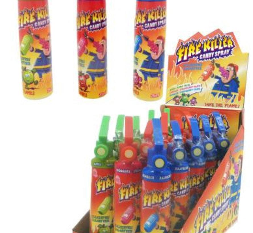 Fire Killer Candy Spray Doos 15 Stuks