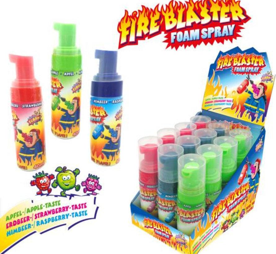 Fire Blaster Foam Spray Doos 12 Stuks