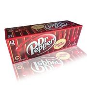 Dr Pepper Dr Pepper Cherry Vanilla -Tray 12 Stuks
