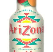 Arizona Arizona Peach Ice Tea -Tray Usa 6 Stuks
