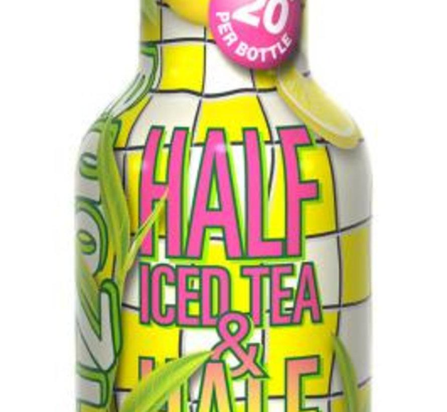 Arizona Half Lemonde Half Tea -6x500 ml