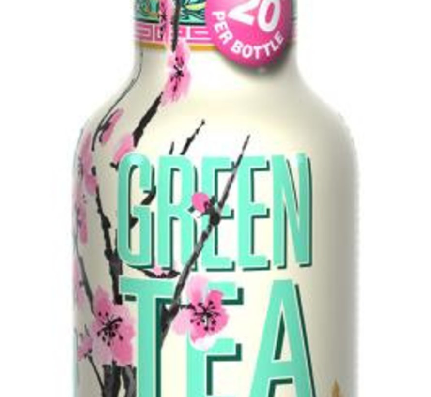 Arizona Honey Green Tea -6x500 ml
