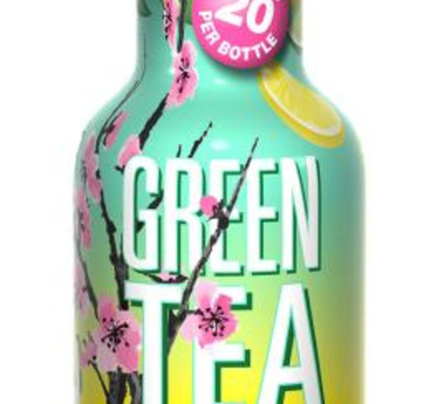 Arizona Citrus Green Tea -6x500 ml