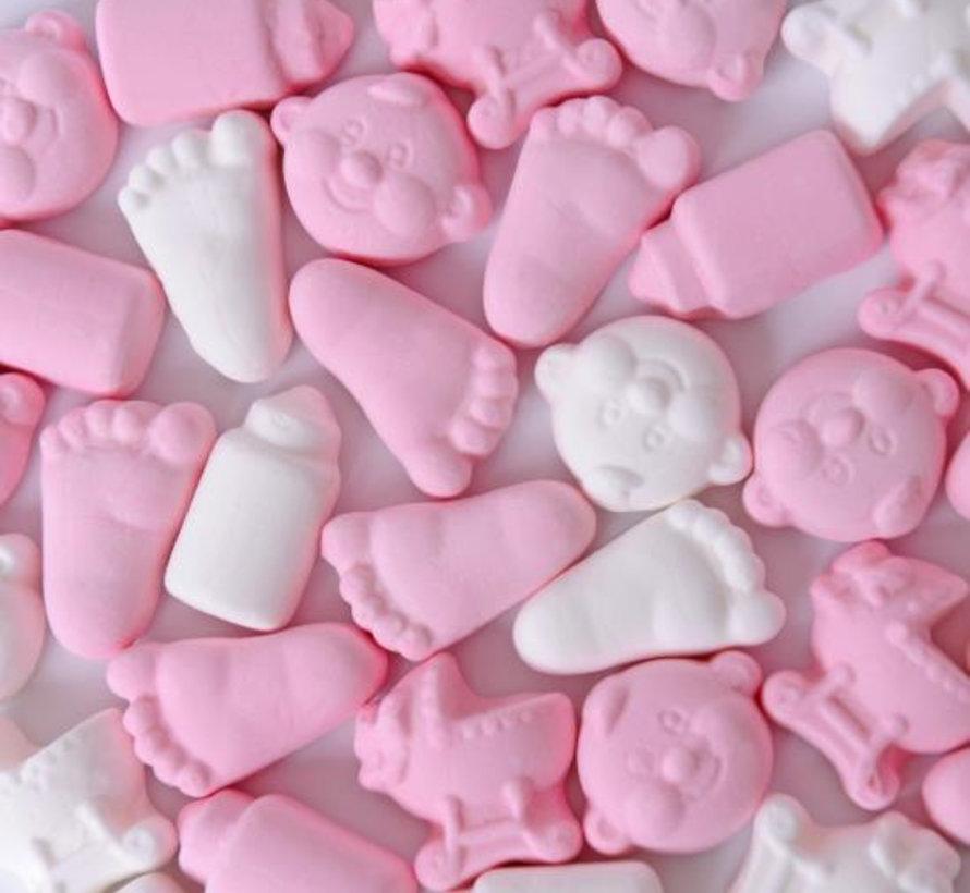Baby Mix Roze Wit 1 Kilo
