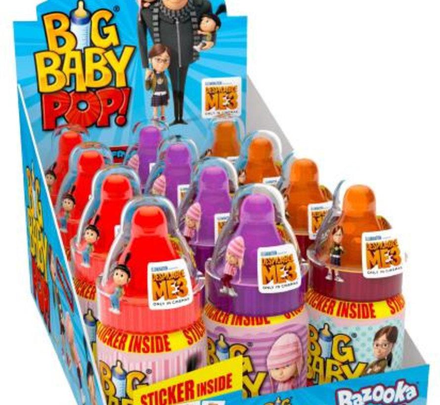 Baby Big Pop -Doos 12 Stuks