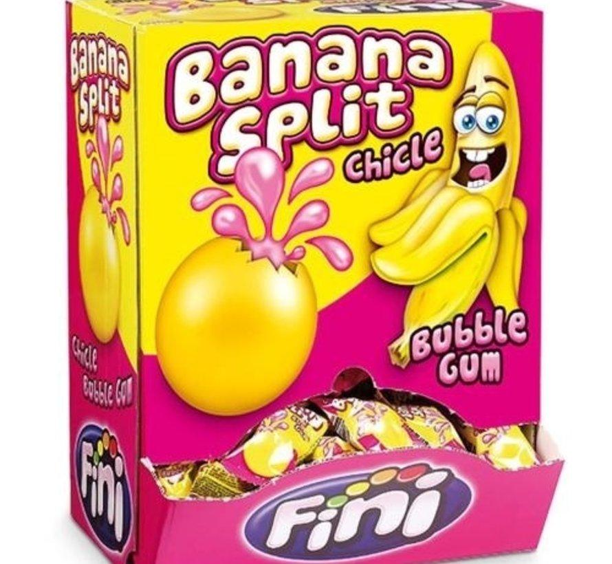 Banana Split Gluten Vrij -Doos 200 Stuks