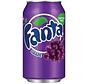 Fanta Grape -Tray Fanta Druif 12 Stuks