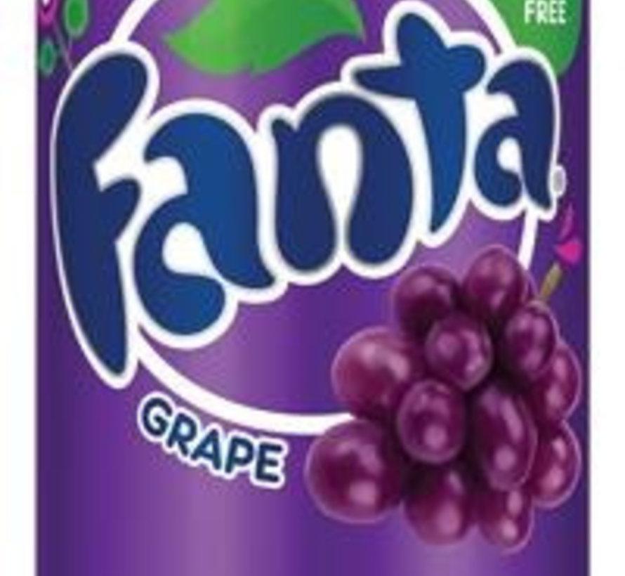 Fanta Grape -Tray 12 Stuks