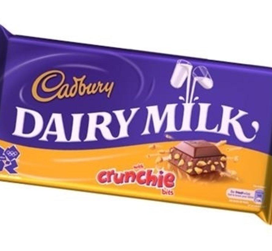 Cadbury Crunchie Bits Doos 16 Stuks