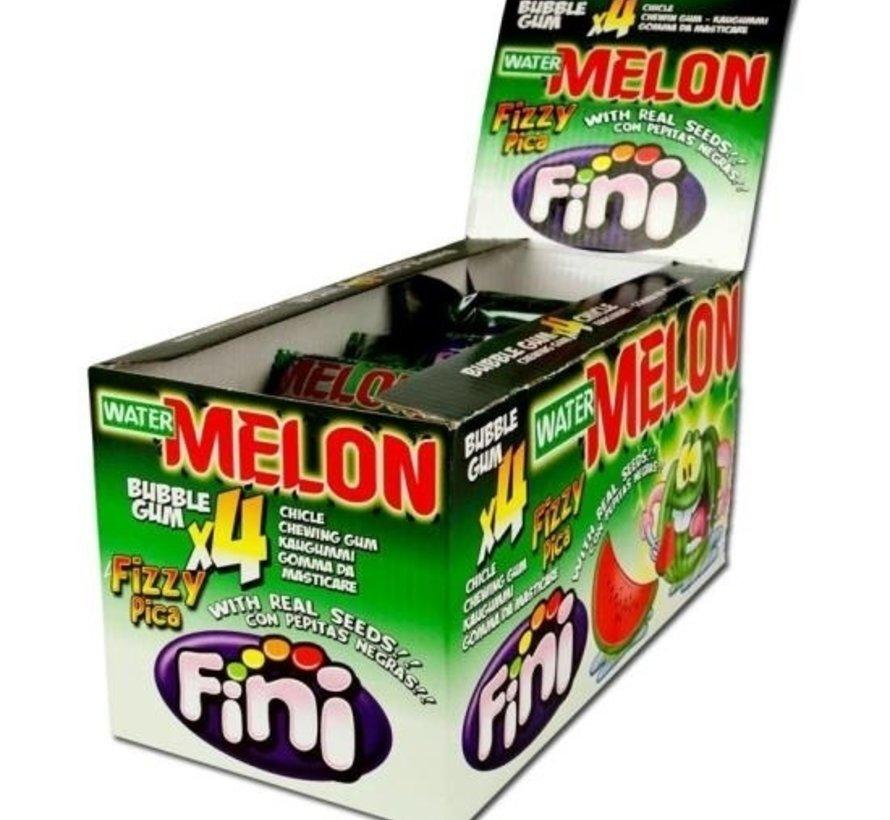 Fini Watermeloen Kauwgom -Doos 50 Stuks