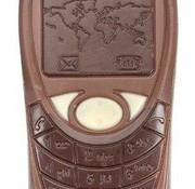 Schutter Chocolade GSM  Melk Deco 45gr/10Cm