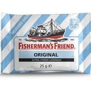 Fisherman's Friend Fisherman Sv Orig Blauw/Wit -doos 24 stuks