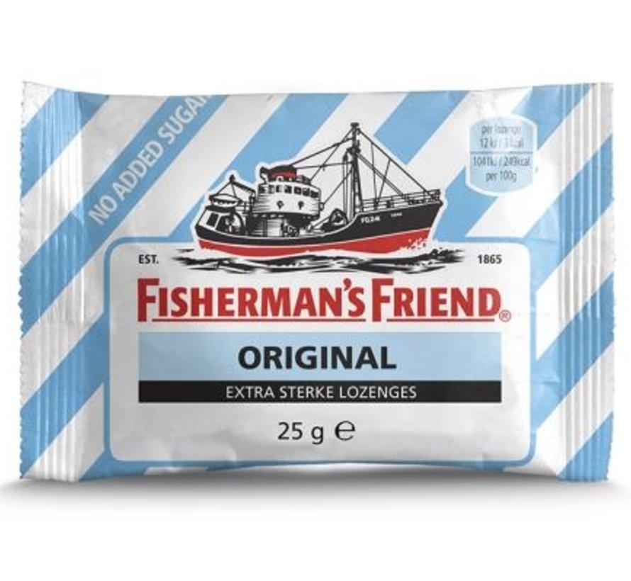 Fisherman Suikervrij Orig Blauw/Wit