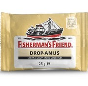 Fisherman's Friend Fisherman geel Drop Anijs -doos 24 stuks