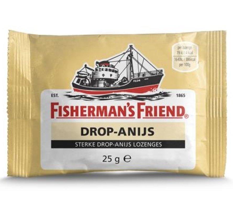 Fisherman geel Drop Anijs