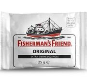 Fisherman's Friend Fisherman Wit Extra Strong -Doos 24 stuks
