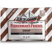 Fisherman's Friend Fisherman Zoete Drop SUIKERVRIJ -Doos 24 stuks