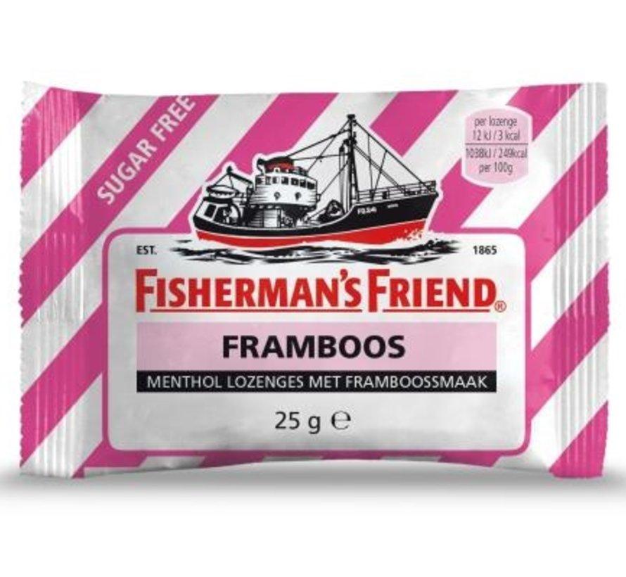 Fisherman Suikervrije Framboos