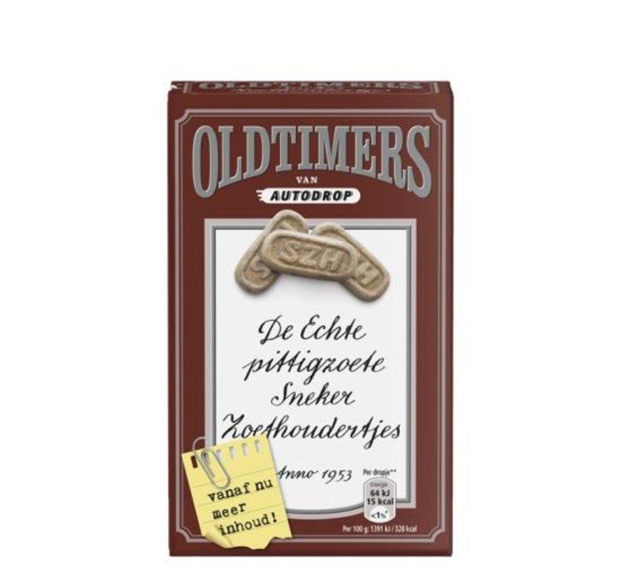 Oldtimers Sneker Zoethoudertje