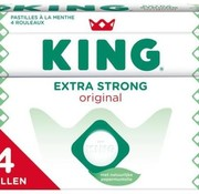 King 4-Pack  Extra Strong -Doos 18 stuks