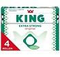 4-Pack King Extra Strong -Doos 18 stuks