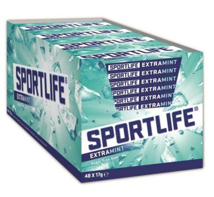 Sportlife Extramint Lichtblauw
