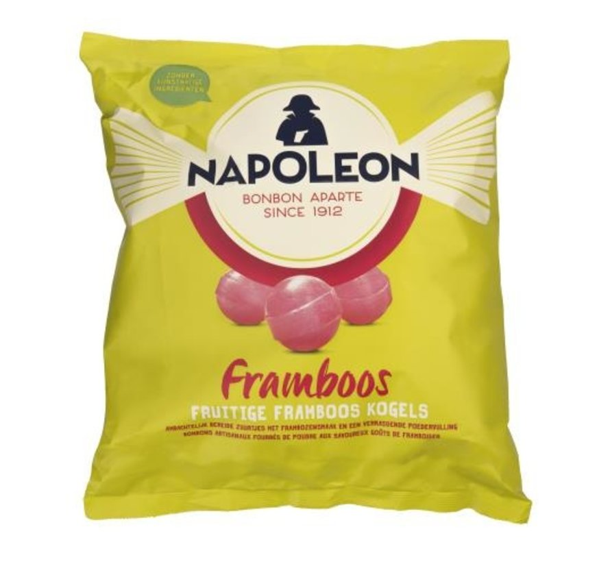 Napoleon Framboos Kogel 5X1kg