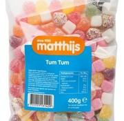 Matthijs Tum Tum 400 gram -Doos 20 stuks