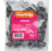Matthijs Zuiderzeedrop 400 gram -Doos 20 stuks