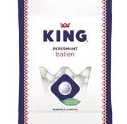 King Pepermunt Ballen verpakt 250 gram