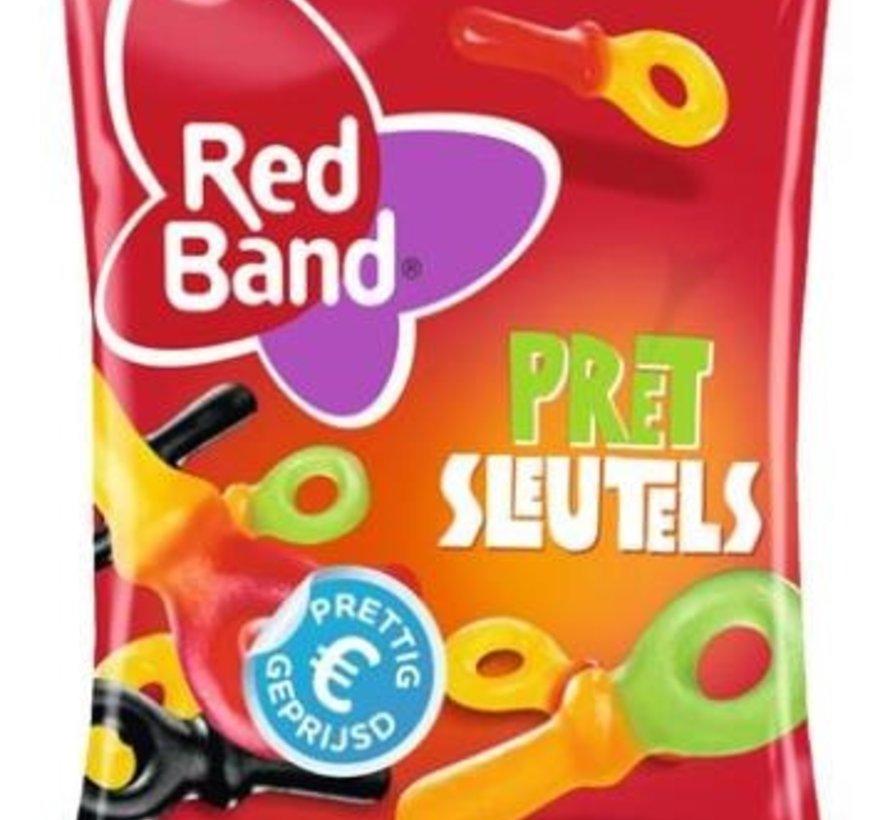 Red Band Pretsleutels -Doos 12x180 gram