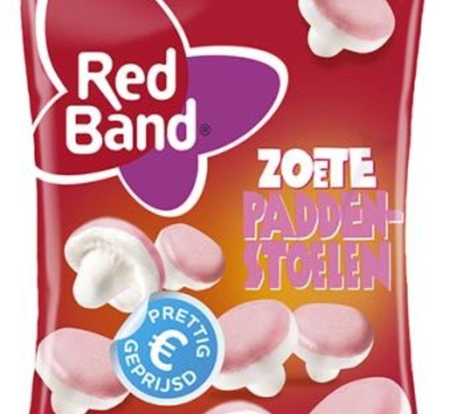 Red Band Zoete Paddenstoelen -Doos 12x130 gram