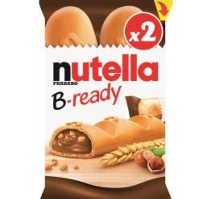 Nutella B-Ready T2 -Doos 24 stuks