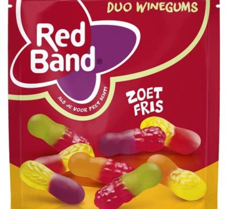 Duo Winegums Zoet/Fris -Doos 10x190 gram