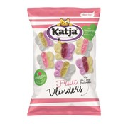 Katja Fruit Vlinders Veggie -Doos 12x275 gram