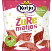 Katja Zure Matjes Aardbei -Doos 24x70 gram