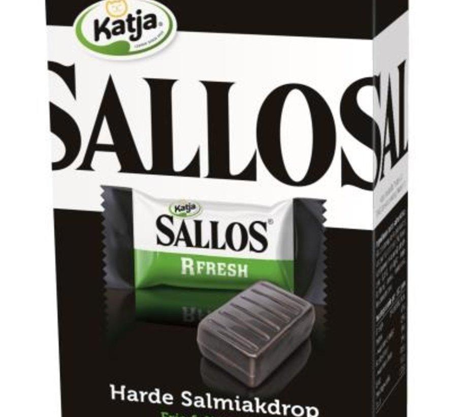 Sallos Rfresh -Doos 10x100 gram