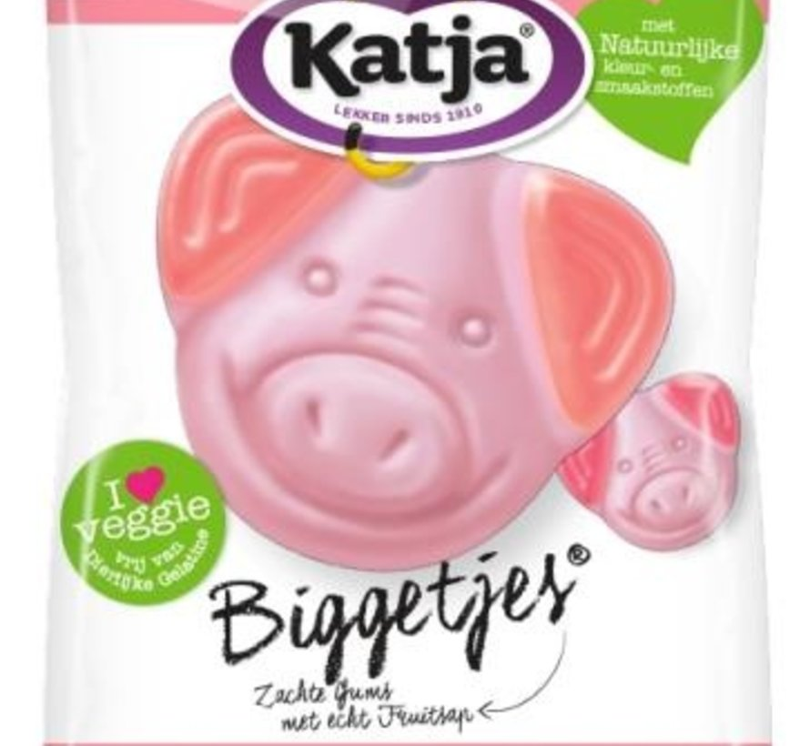 Biggetjes -Doos 22x140 gram