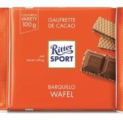 Ritter Sport 100gr Barquillo Wafel