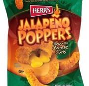 Herr's Food Inc Herr's Jalapeno Curls (Poppers) -Doos 42x28 gram