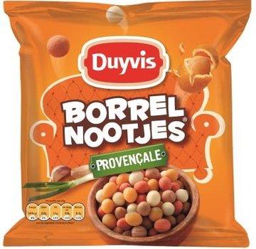 Duyvis Borrelnootjes Provencale 300 gram -Doos 8 stuks