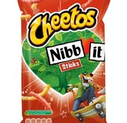 Cheetos Nibb It Sticks 110 gram -Doos 20 stuks